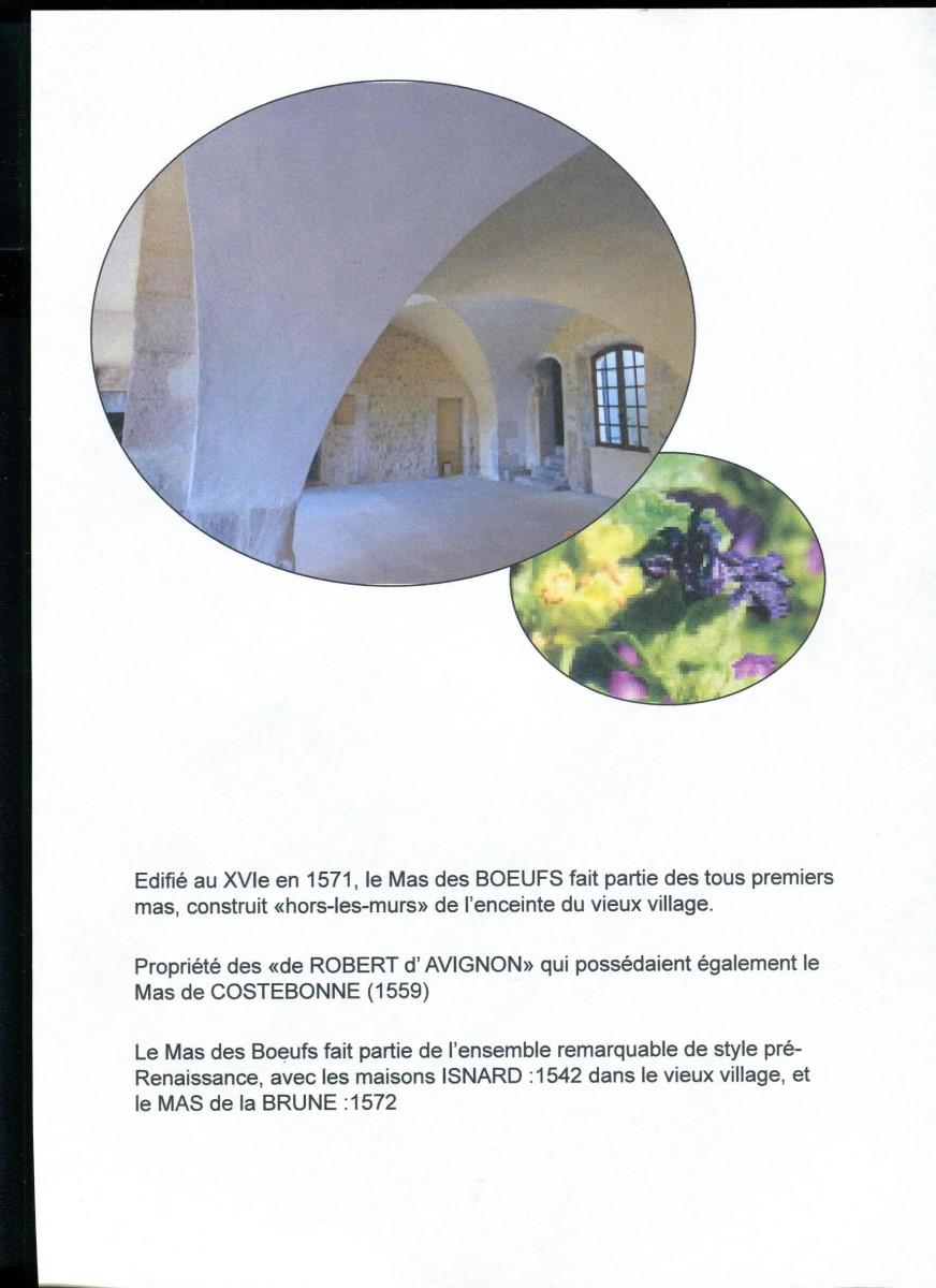 le mas de la brune. 18h Gérard CHAMBRE Sera Au « Mas Des Boeufs, 13810 » Pour Parler De Miguel Cervantes. Dans Le Cadre Rencontres Les Salonnières La Brune